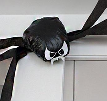 halloween giant spider